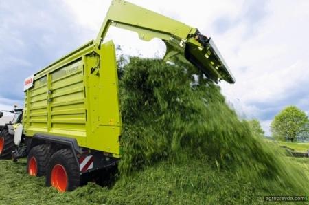 Claas расширил функционал прицепов Cargos