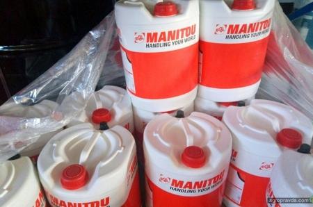 Manitou сменил дизайн упаковки запчастей