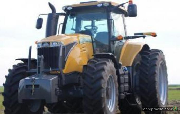 Challenger запускает в серию новые тракторы MT500E