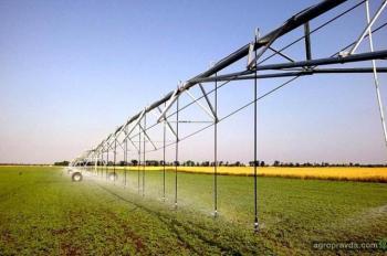 Новая услуга: аграрии теперь могут заказать «Дождь»