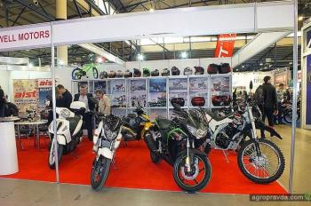 Мототехника для аграриев на выставке MotoBike. Фото