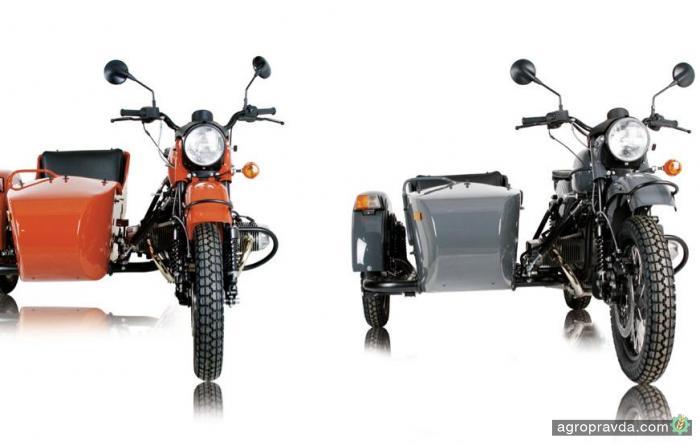 «Урал» разработал новый мотоцикл для Америки