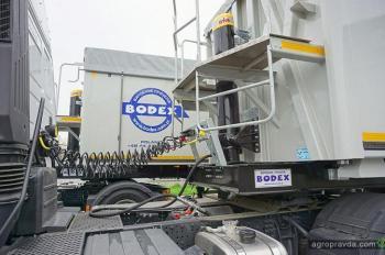 Аграрии продолжают покупать зерновозы IVECO с «украинской прошивкой»