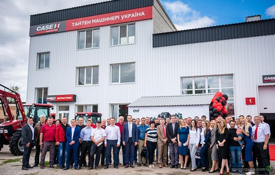 В Titan Machinery рассказали об успехах в Украине