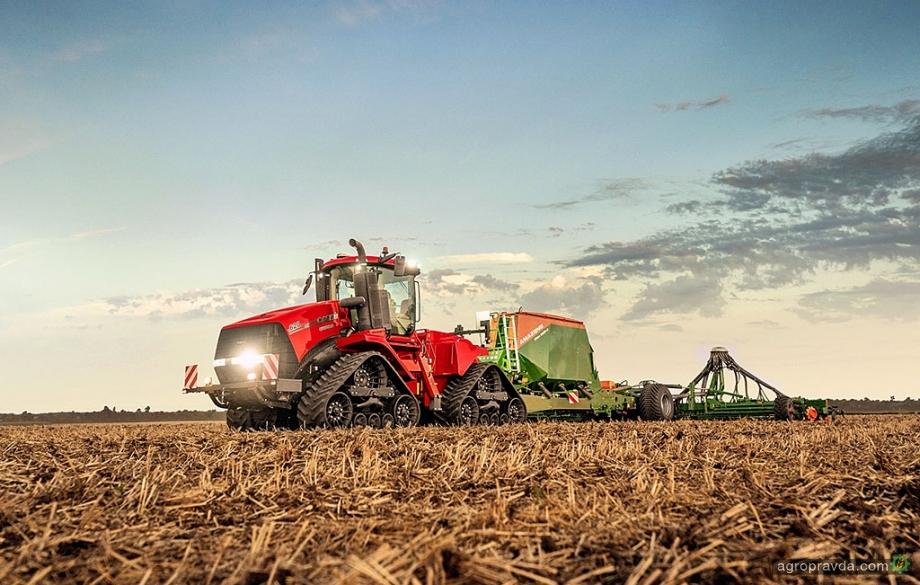 ТОПовые тракторы Quadtrac AFS Connect скоро появятся в Украине