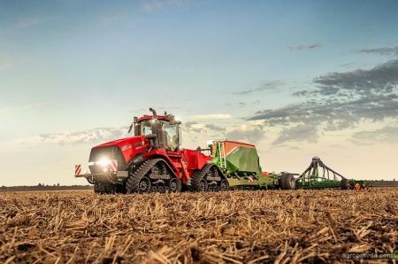 Case IH обновил линейку сверхмощных тракторов