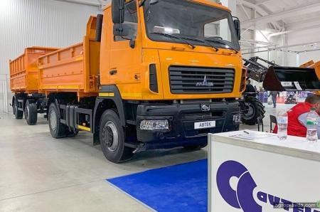 На АгроЭкспо АВТЕК представил белорусскую технику