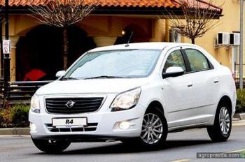 В сети АИС начали принимать заказы на Ravon по цене от 199 000 грн.