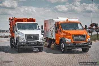 В Украине выпустили новую модель топливозаправщика