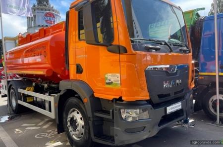 В Украине представили две новинки грузовиков для аграриев