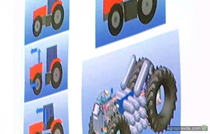Massey Ferguson разрабатывает метановый трактор