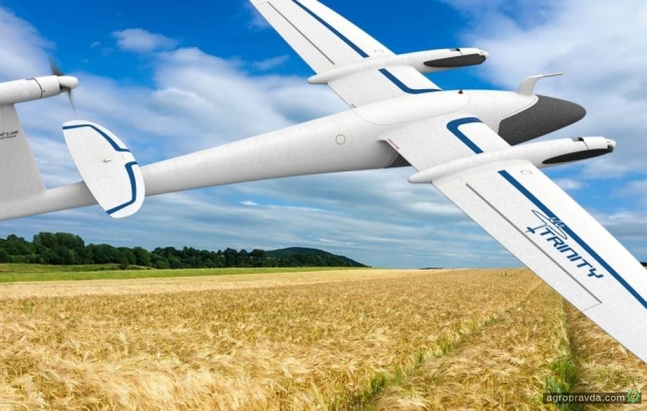 CFG приобрела четыре беспилотных самолета