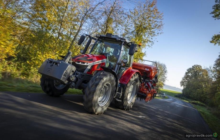 Massey Ferguson расширяет завод по производству тракторов