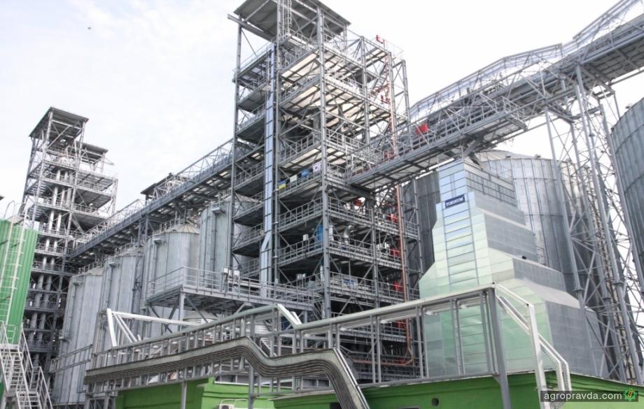 Корейцы открыли в Украине новый зерновой терминал