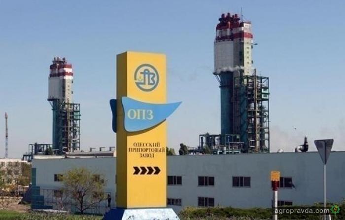 Одесский припортовый завод подешевел в 10 раз