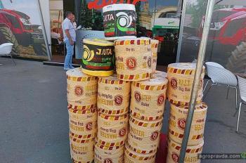 «Агро-Темп» продемонстрировал в Киеве новинки мировых производителей