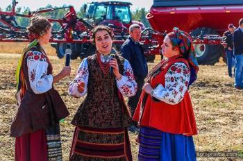 Первый австрийский день поля прошел в Черниговской области