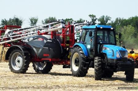 Тракторы LS приняли участие на Дне Поля «Лозовских машин» 2019