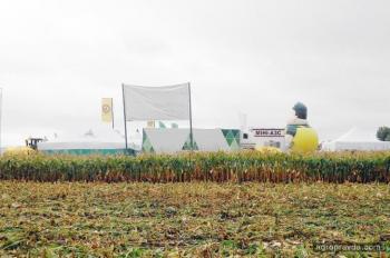 В Киевской области стартовала Битва Агротитанов. Первые фото