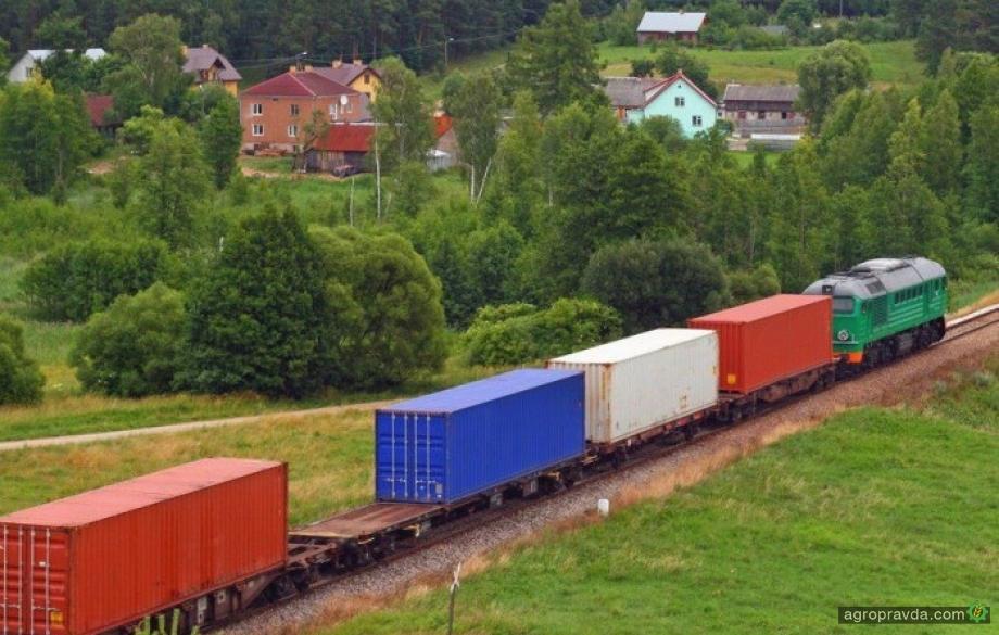 УЗ запустила новые поезда для перевозки зерна