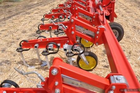 Lozova Machinery разработали новый агрегат для почвообработки