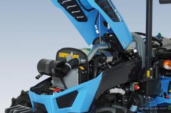 Landini представил новые компактные тракторы