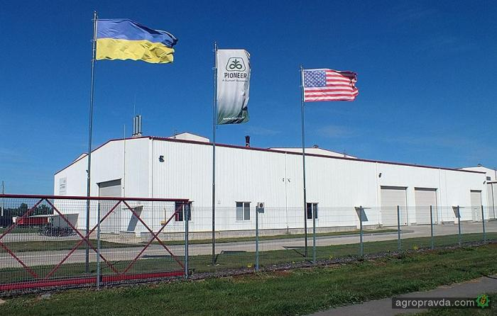 Как DuPont производит гибриды кукурузы: экскурсия на завод