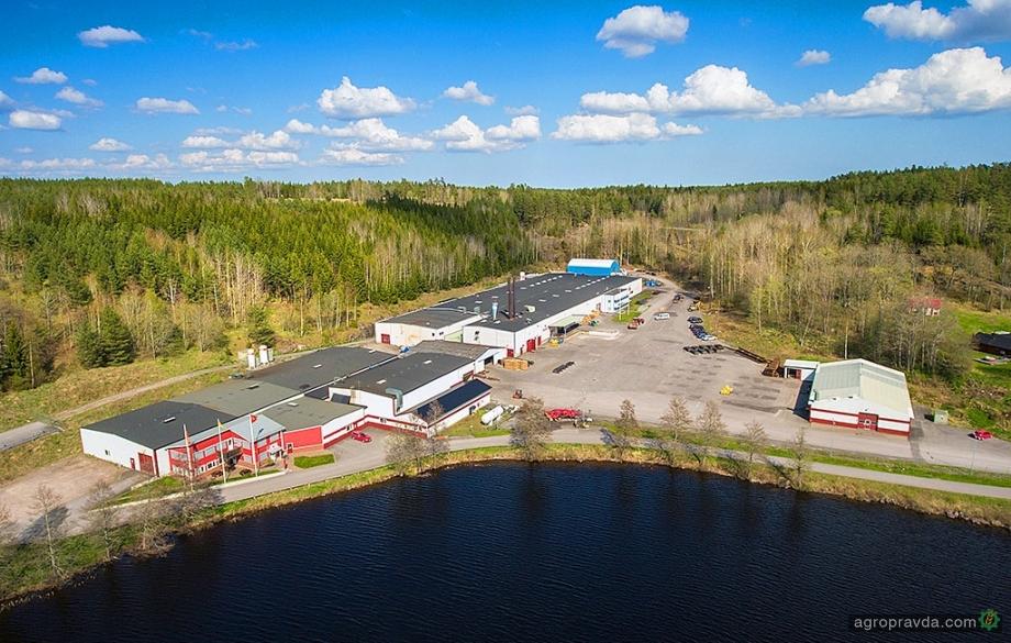 Väderstad продовжує інвестувати у виробництво оригінальних запчастин