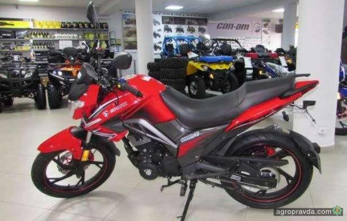 В Украине стремительно растет рынок мотоциклов