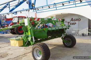 Агро-Темп представил широкую линейку техники