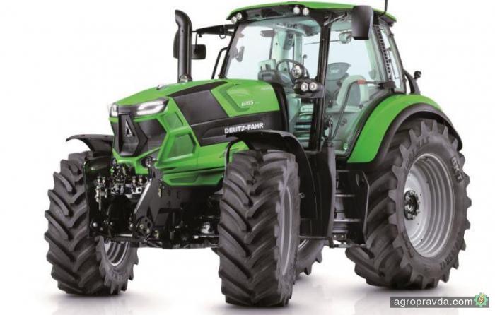 Deutz-Fahr обновил трактора 7-й серии