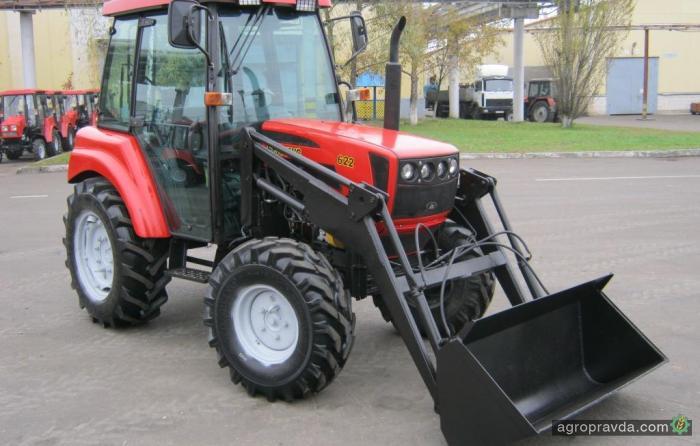 Бобруйские тракторы начали поставлять в Британию