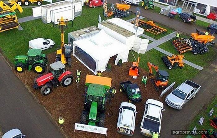Что показывают на выставке сельхозтехники LAMMA 2017. Фото