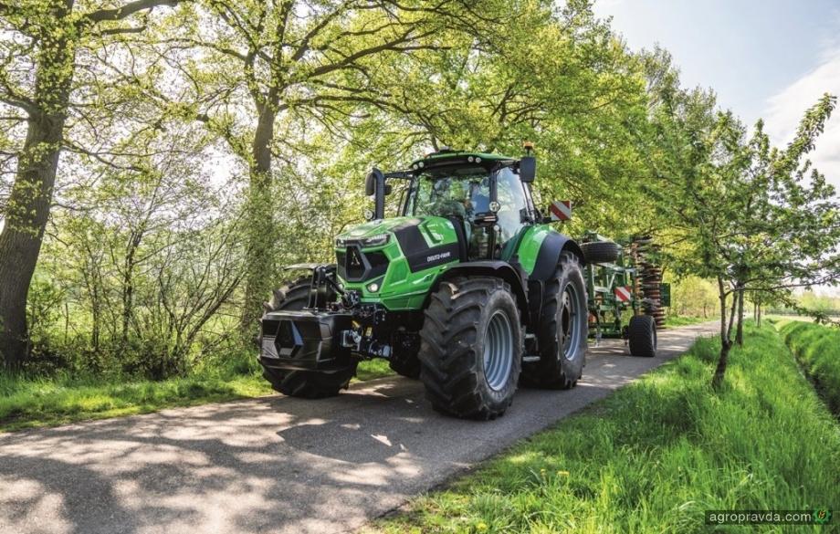 Deutz-Fahr обновил тракторы 7-й серии