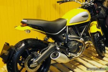 Ducati презентовал в Украине новые модели мотоциклов