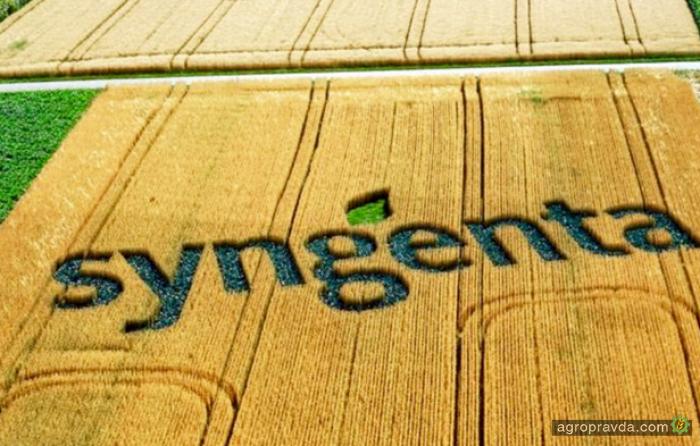 Продажи компании Syngenta упали на 2%