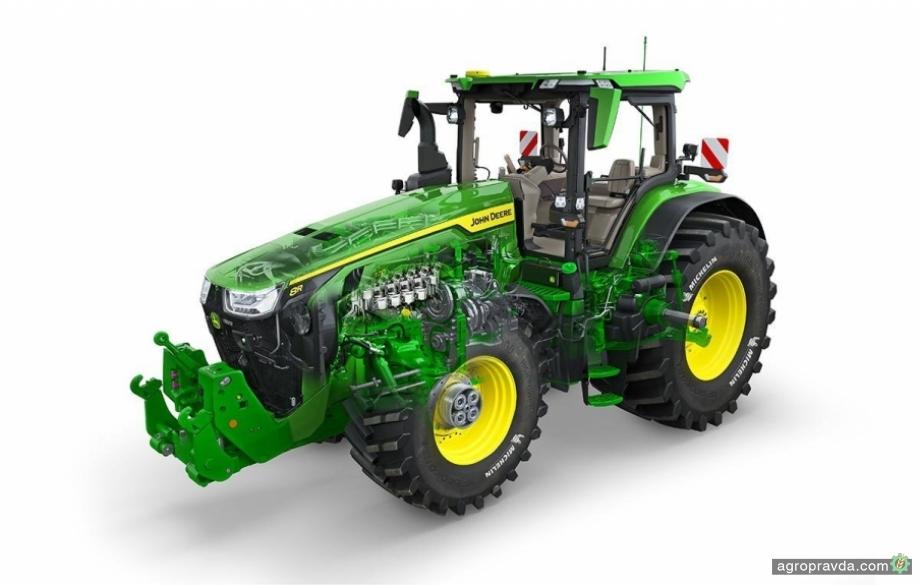 Тракторы 8R удостоены двух престижных премий в области дизайна