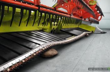 CLAAS представляет жатку для уборки сразу трех типов кукуруз