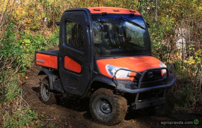 Kubota увеличит производство аграрных мотовездеходов