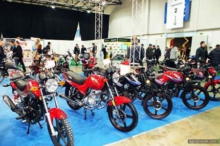 В Украине зафиксирован бум продаж мотоциклов