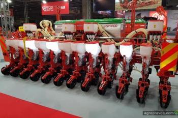 Maschio Gaspardo представил новинки сельхозтехники. Фото