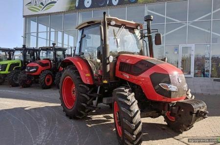 Все подробности о новых 100-сильных тракторах Farm Lead в Украине