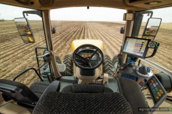 Осенью дебютирует трактор Challenger 1000-й серии