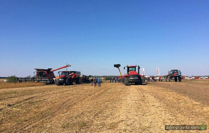 Рынок сельхозтехники в Украине приблизился к докризисным показателям