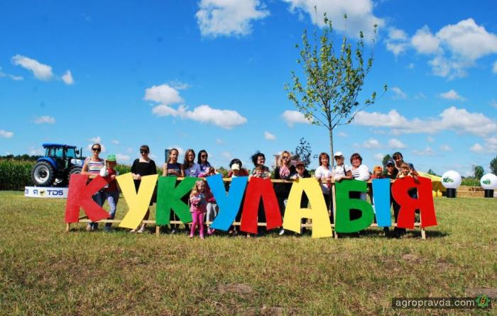 В Киеве скоро откроется агропарк Кукулабия