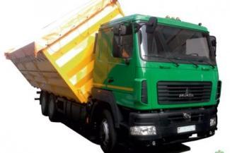 МАЗ захватил лидерство на рынке зерновозов