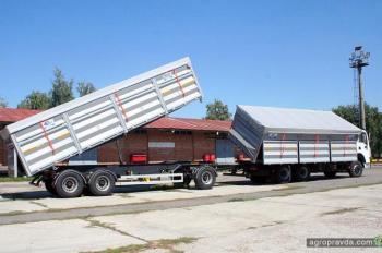 Какие зерновозы пользуются спросом в Украине