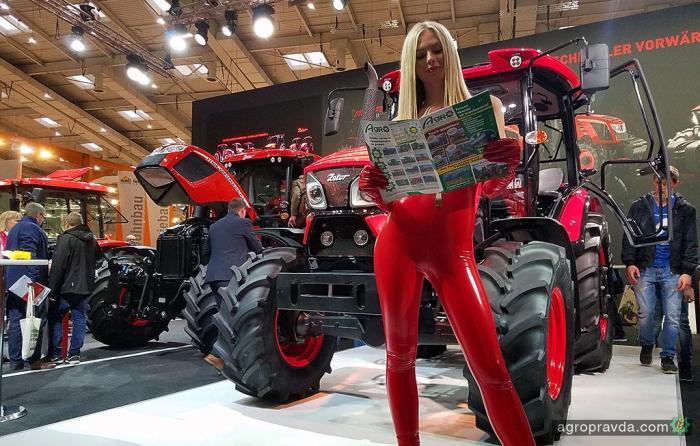 Что посмотреть на выставке Agritechnica-2017