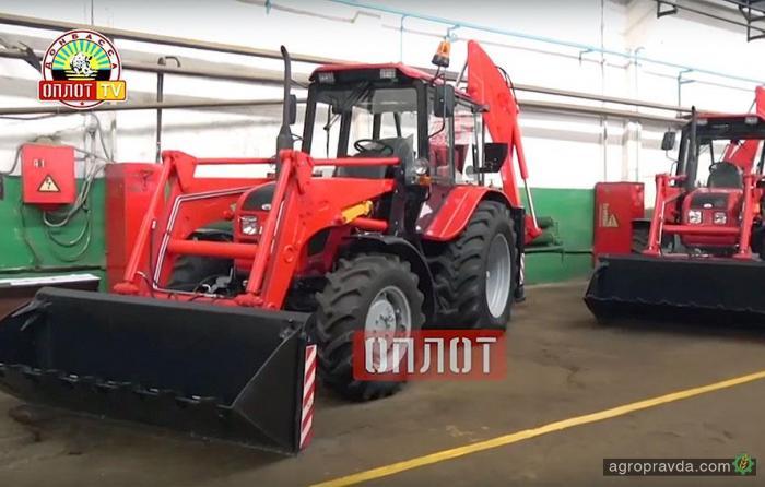 В «ДНР» анонсировали начало выпуска тракторов