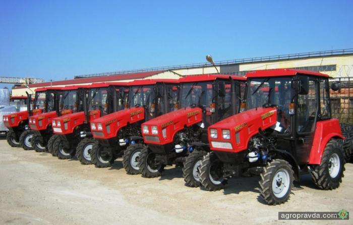 Украина вводит пошлины 40% на белорусские трактора